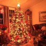 Above Section How Create Easy Christmas Decorating Ideas