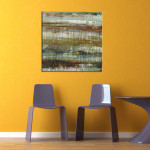 Abstract Day Hot Starts For Trendy Home Decor