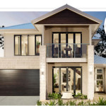 Addison Modern House Plans New Home Designs Metricon Homes