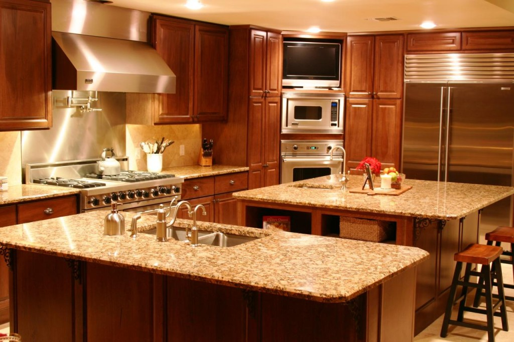 Additional Sqaure Footage Was Added For This Gorgeous Kitchen