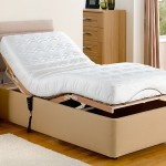 Adjustable Bed You Can Adjust The Head And Foot