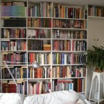Affordable Treats Bookshelf Walls