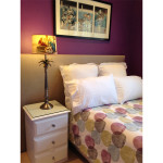 After The Sleek White Bedside Tables Add Sophistication Rich