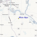Afton Alps Ski Resort Guide Location Map Holiday