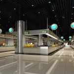 Agricultural Products Market Interior Design House
