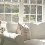 All White Living Room Simple Thoughts Houzz