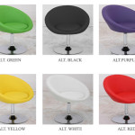 Alternative Style Chairs Also Available