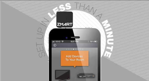 Amac Releases Android App Zmart Remote Control All Home Devices