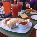 Amazing Bloody Mary Bar And Build Your Own Breakfast Burritos Yelp