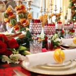 Amazing Christmas Table Decorations Digsdigs
