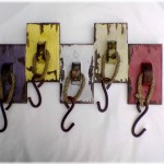 Amazing Decorative Style Wall Hooks For Coats Rustic