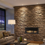 Amazing Interior Wall Paneling Real Stone Panels And