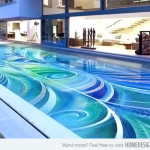 Amazingly Beautiful Pool Mosaic Ceramic Tiles From Craig Bragdy Design
