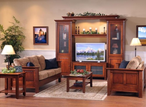 Amish Living Room Furniture Dutchcrafters
