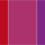 Analogous Color Scheme Red Violet Home