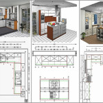 And Applying Harmonious Kitchen Layouts Making Ideal