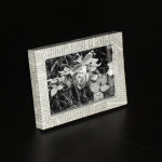 And Classy Look Floral Fabric Vessel Headboard Unique Frame