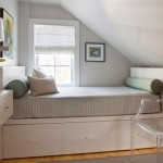 And Decor That Does Away Legs Perfect For Small Bedrooms Image