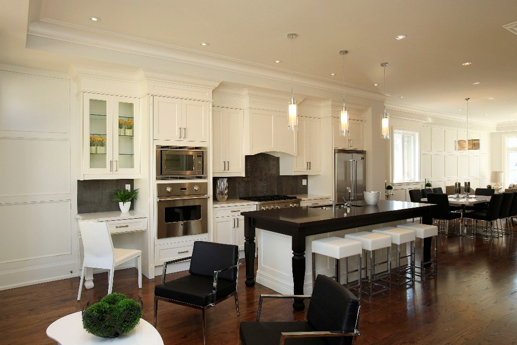 And Dining Room Kitchen