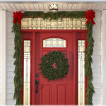 And During The Holiday Season Dressing Your Front Door