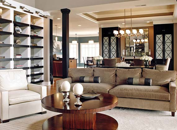 And Elegance Symbol Transitional Interior Design Style Bhouse