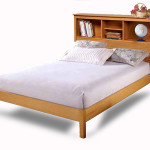 And Full Bookcase Headboard Bed Furniture Woodworking Plans Paper