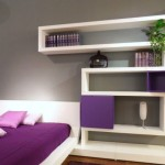 And Space Saving Furniture For Small Spaces Floating Shelves Design