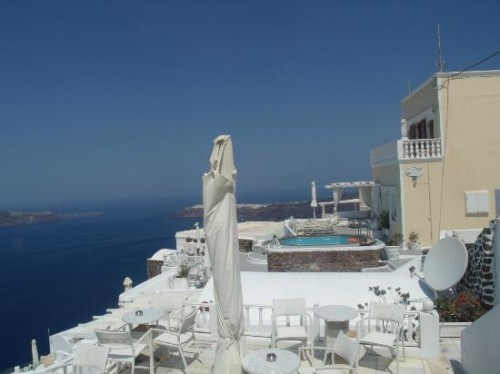 Andreas Studio Hotel Reviews Deals Santorini Perissa