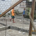 Any Permanent Building The Philippines Involves Concrete And Rebar
