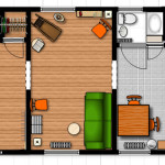 Apartment Plan Simple Ways Make Your Feel Like Home