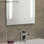 Apollo Designer Backlit Illuminated Bathroom Mirror