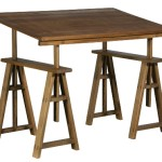 Architect Style Desk Drawing Table Flamant Cantenac