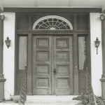 Architect William Channing Whitney Exterior Looking The Front Doors