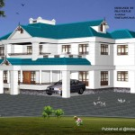 Architectural Design Houses India Latest Trend Kerala Home Plan