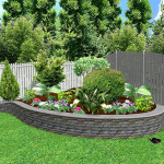 Are Some More Landscaping Ideas This One Includes Raised Garden