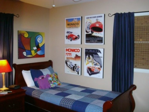 Artsy Year Old Boy Room Boys Designs Decorating Ideas