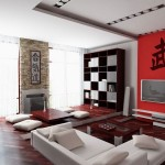 Asian Style Living Room Decorating Ideas