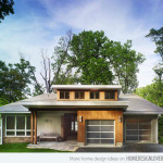 Attached Garages Modern Inspired Home Design Lover