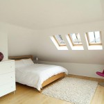 Attic Bedroom Design Victorian House Bromley London