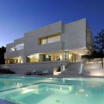 Attractive House Good Design Quality Las Rozas May