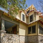 Austin Texas Bungalow Transformed Into Sustainable Modern Dwelling