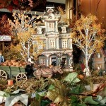 Autumn Dept Displays The Old House Attic