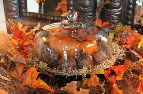 Autumn Home Decoration Ideas Decor Inspired Fall