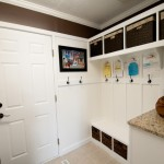 Awesome Job Small Laundry Room Mud House Ideas