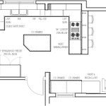 Awesome Kitchen Remodel Design Contemporary Floor Plans