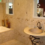 Awesome Tile Bathroom Ideas Listed Elegant Idea