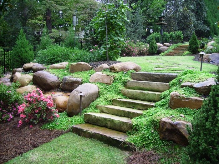 Backyard Landscaping Ideas And Look For Nice Designs Home Garden