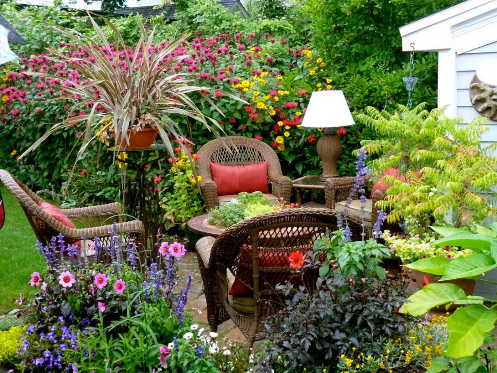 Backyard Landscaping Ideas Home Small
