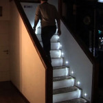 Basement Stair Lighting Tips