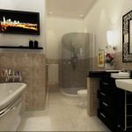 Bathroom Decoration Great Bathtub Architectural Design And